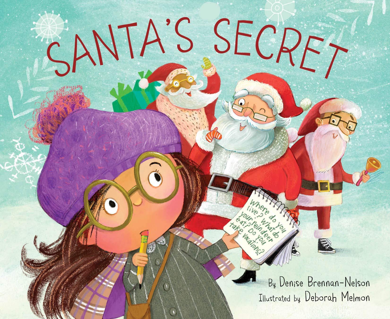 celebrate-picture-books-picture-book-review-santa's-secret-cover