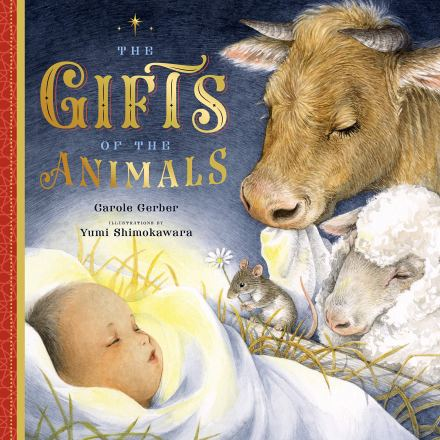 celebrate-picture-books-picture-book-review-the-gifts-of-the-animals-cover