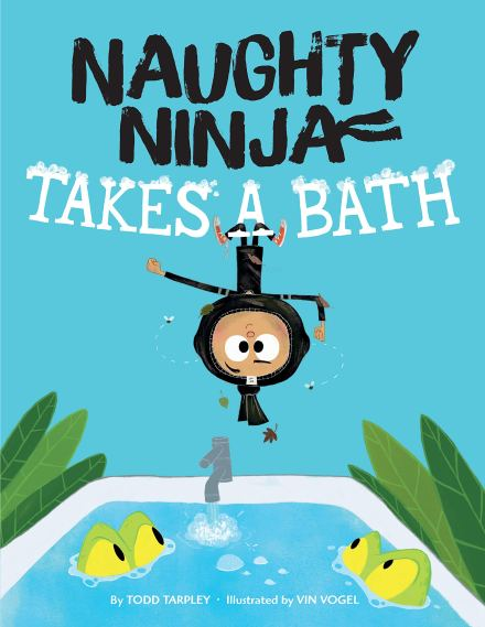 celebrate-picture-books-picture-book-review-naughty-ninja-takes-a-bath-cover