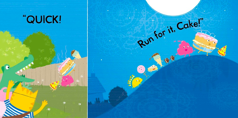 celebrate-picture-books-picture-book-review-cake-running