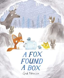 celebrate-picture-books-picture-book-review-a-fox-found-a-box-cover