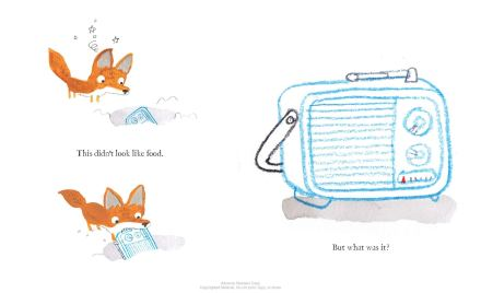 celebrate-picture-books-picture-book-review-a-fox-found-a-box-radio