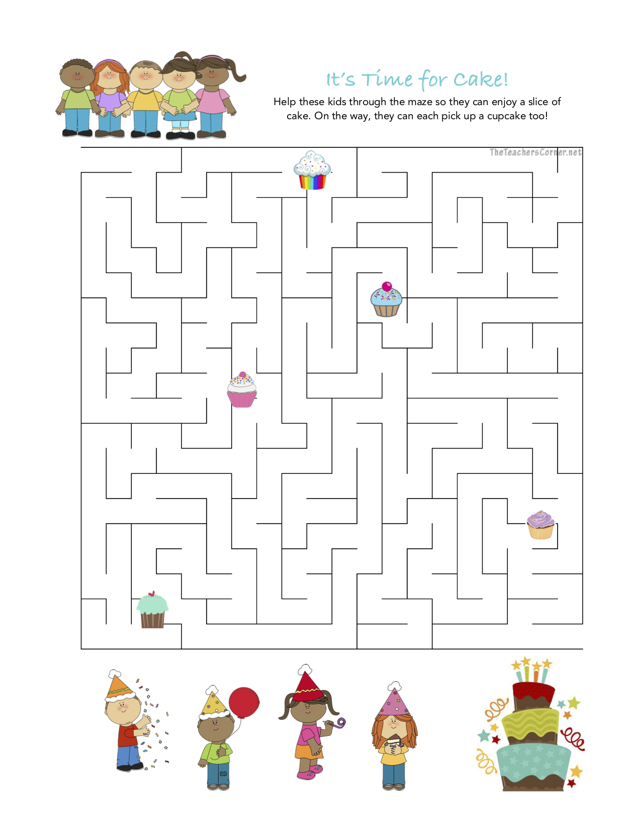 celebrate-picture-books-picture-book-review-cake-maze