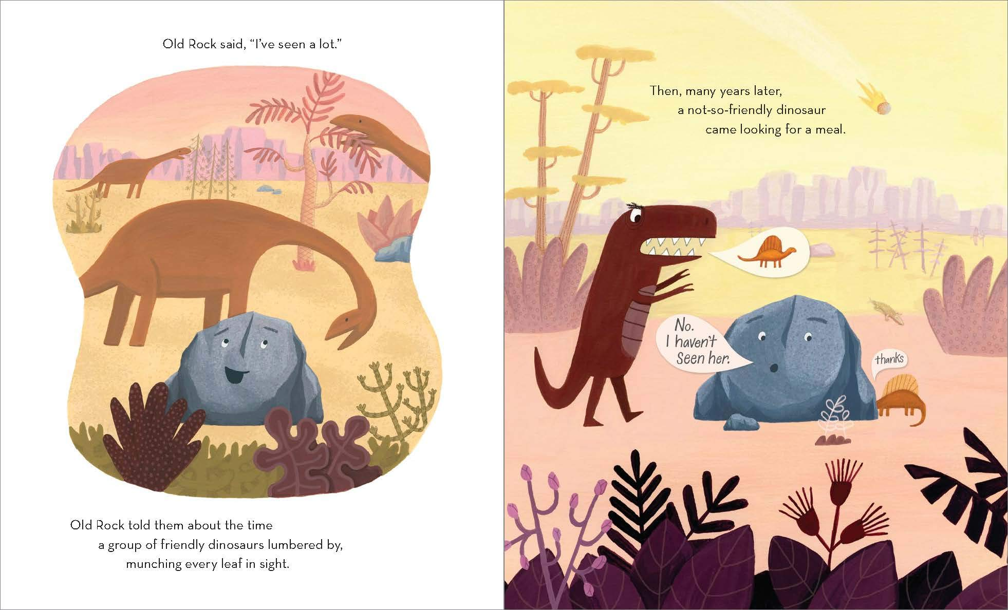 celebrate-picture-books-picture-book-review-old-rock-is-not-boring-dinosaurs