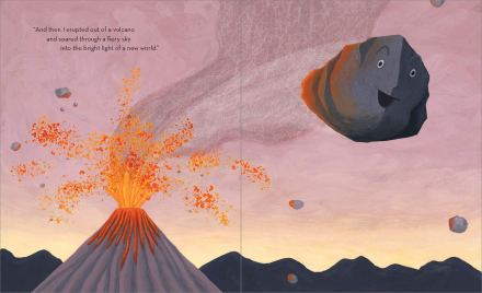 celebrate-picture-books-picture-book-review-old-rock-is-not-boring-volcano