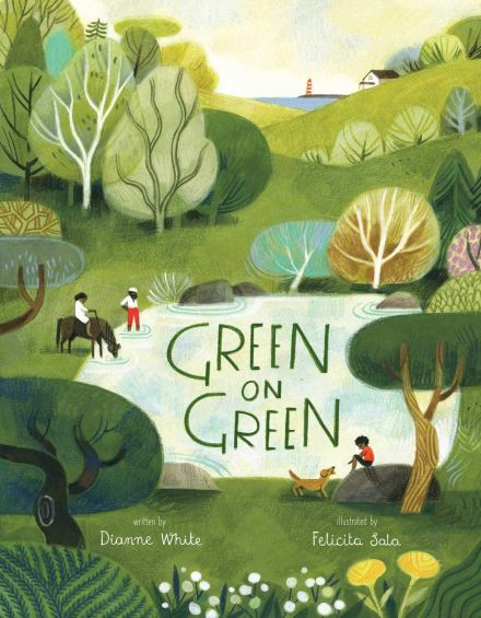 celebrate-picture-books-picture-book-review-green-on-green-cover