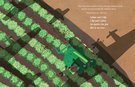 celebrate-picture-books-picture-book-review-rosie-stronger-than-steel-plow