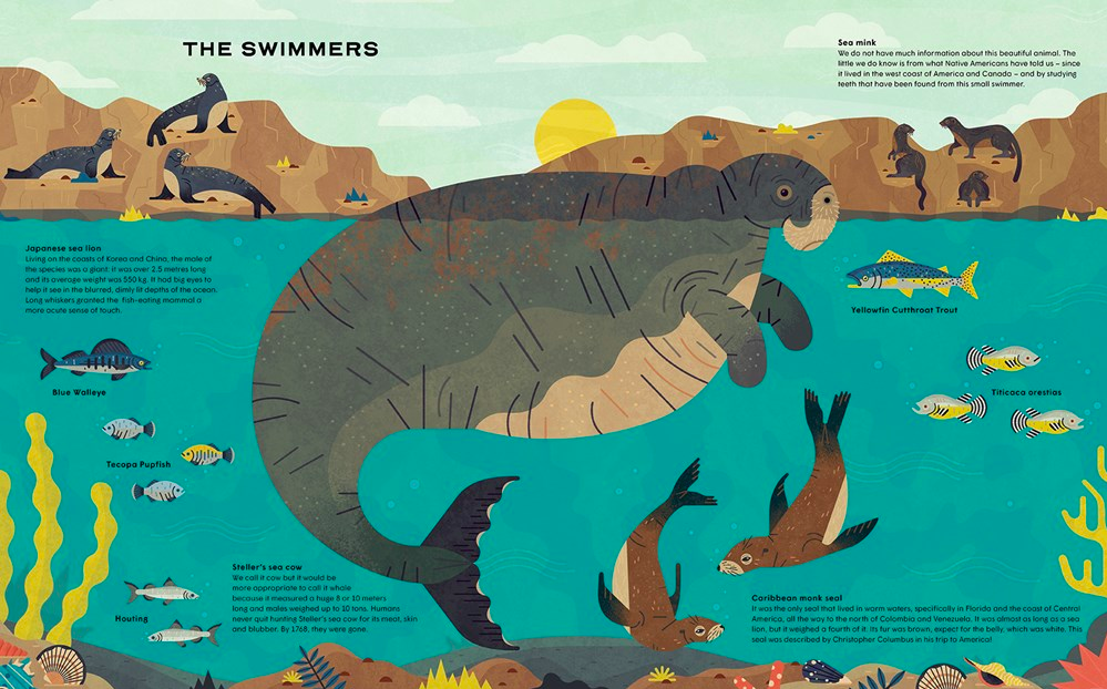 celebrate-picture-books-picture-book-review-extinct-the-swimmers