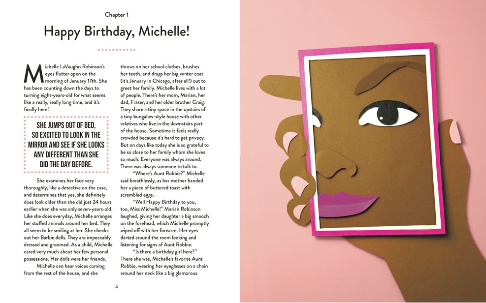 celebrate-picture-books-picture-book-review-become-a-leader-like-michelle-obama-chapter-1