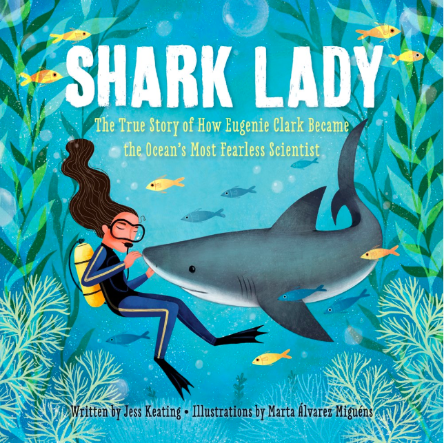celebrate-picture-books-picture-book-review-shark-lady-cover