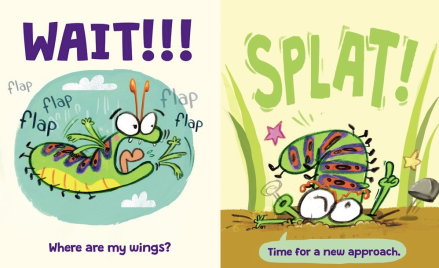 celebrate-picture-books-picture-book-review-the-very-impatient-caterpillar-splat