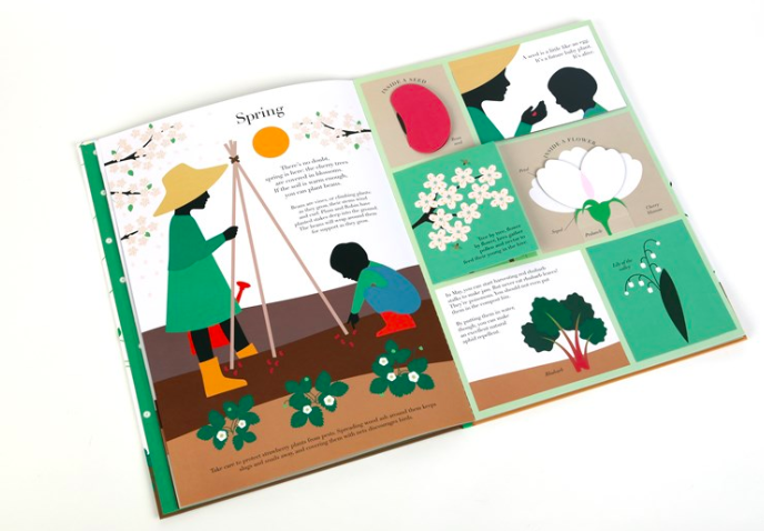 celebrate-picture-books-picture-book-review-in-the-garden-spring