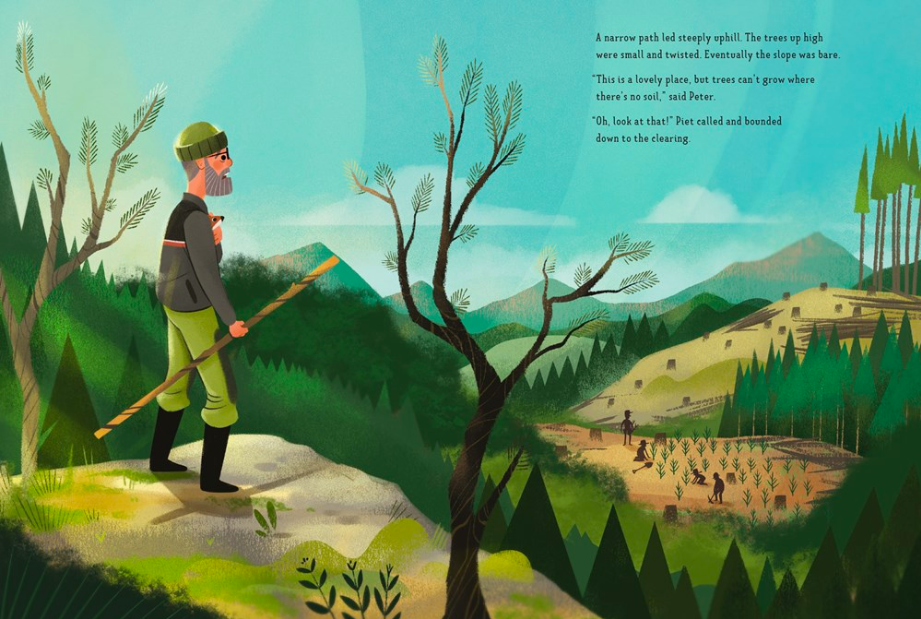 celebrate-picture-books-picture-book-review-peter-and-the-tree-children-overlook