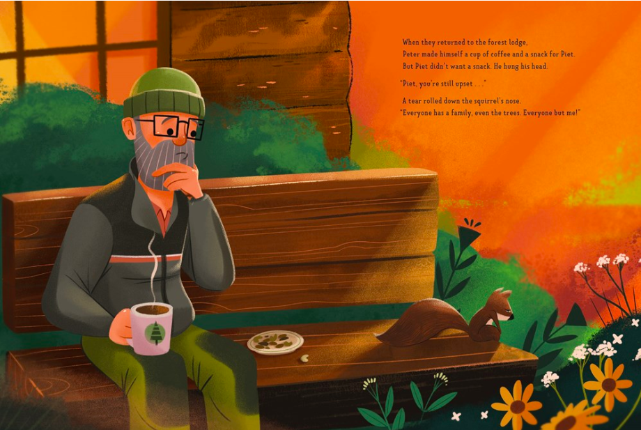 celebrate-picture-books-picture-book-review-peter-and-the-tree-children-lodge