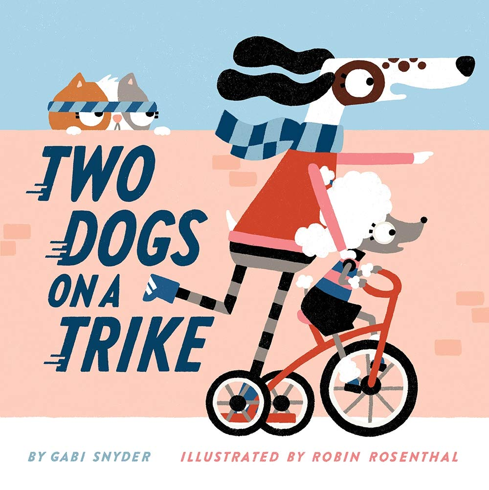 celebrate-picture-books-picture-book-review-two-dogs-on-a-trike-cover