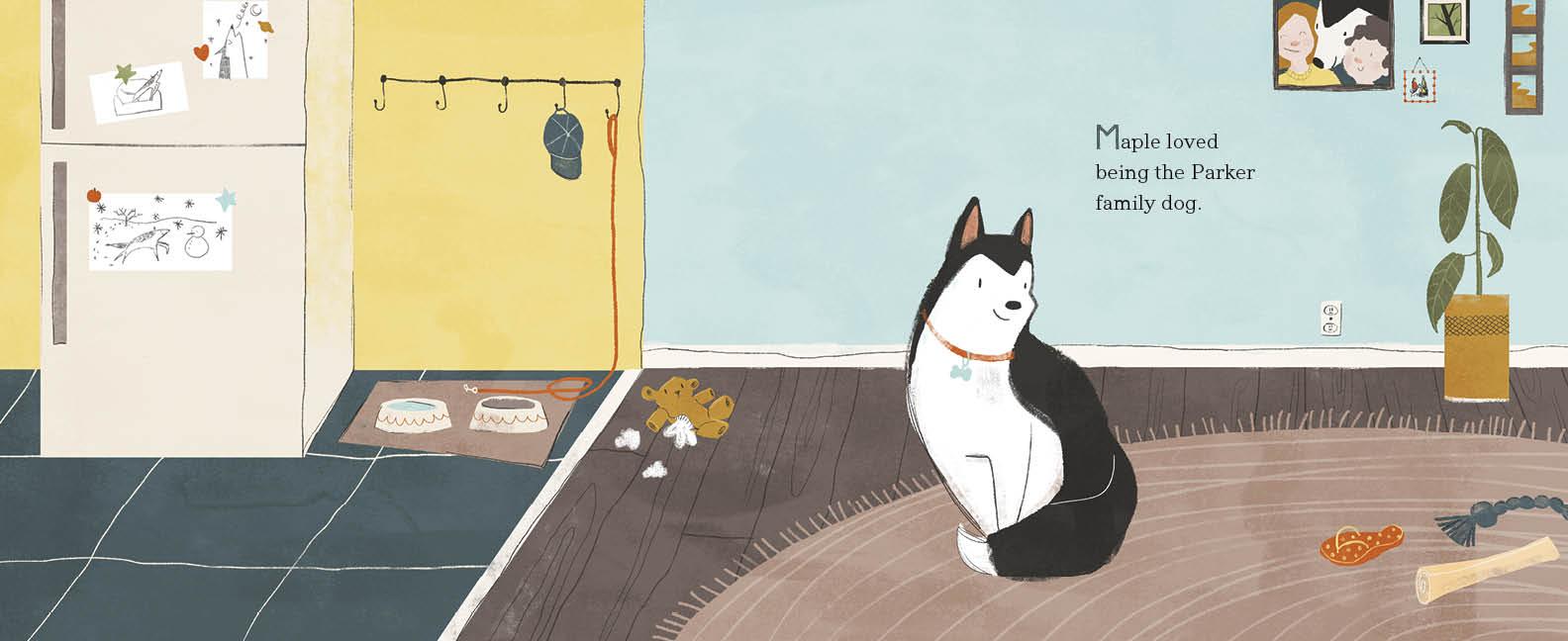 celebrate-picture-books-picture-book-review-lone-wolf-Maple