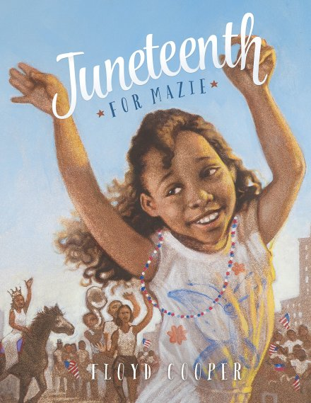 celebrate-picture-books-picture-book-review-juneteenth-for-maize-cover