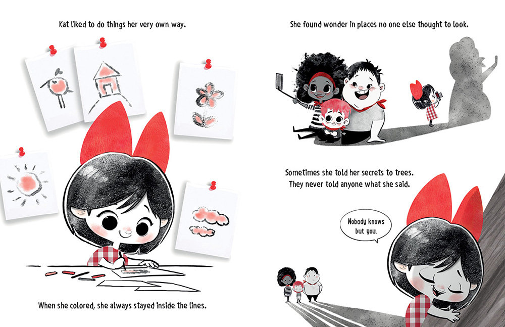 celebrate-picture-books-picture-book-review-kat-and-juju-drawing