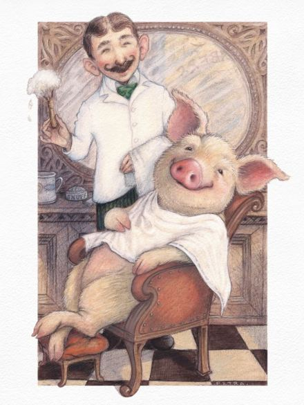 celebrate-picture-books-picture-book-review-Petra-Brown-interview-pig