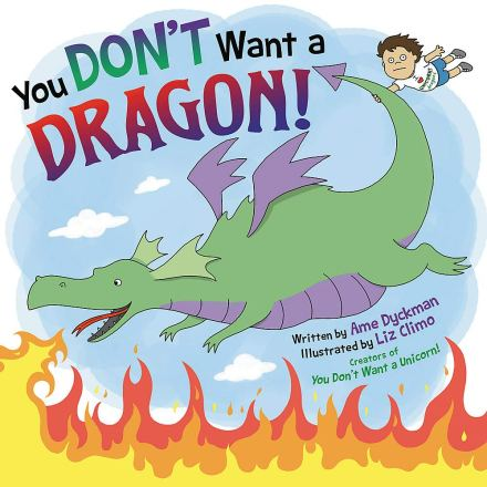 celebrate-picture-books-picture-book-review-you-dont-want-a-dragon-cover