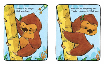 celebrate-picture-books-picture-book-review-sloth-went-listen