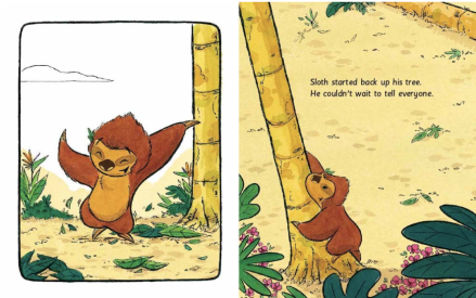 celebrate-picture-books-picture-book-review-sloth-went-did-dance