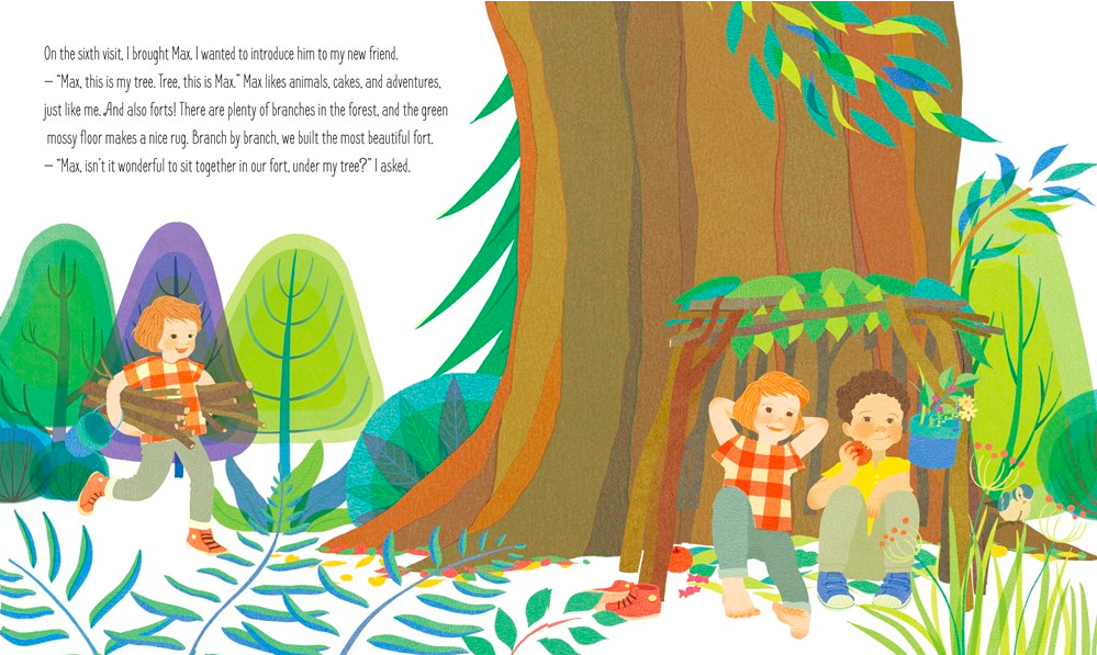 celebrate-picture-books-picture-book-review-under-my-tree-summer-kids