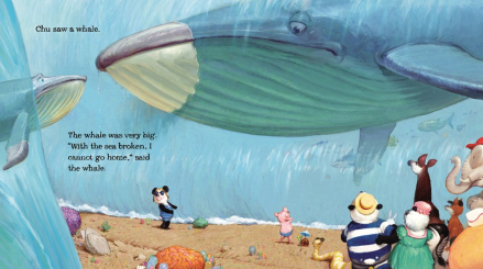 celebrate-picture-books-picture-book-review-chu's-day-at-the-beach-whale