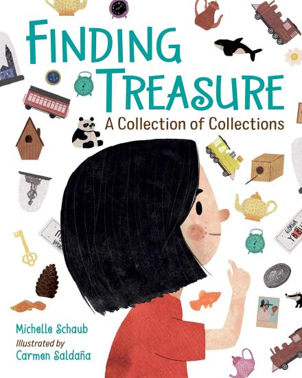 celebrate-picture-books-picture-book-review-finding-treasure-a-collection-of-collections-cover