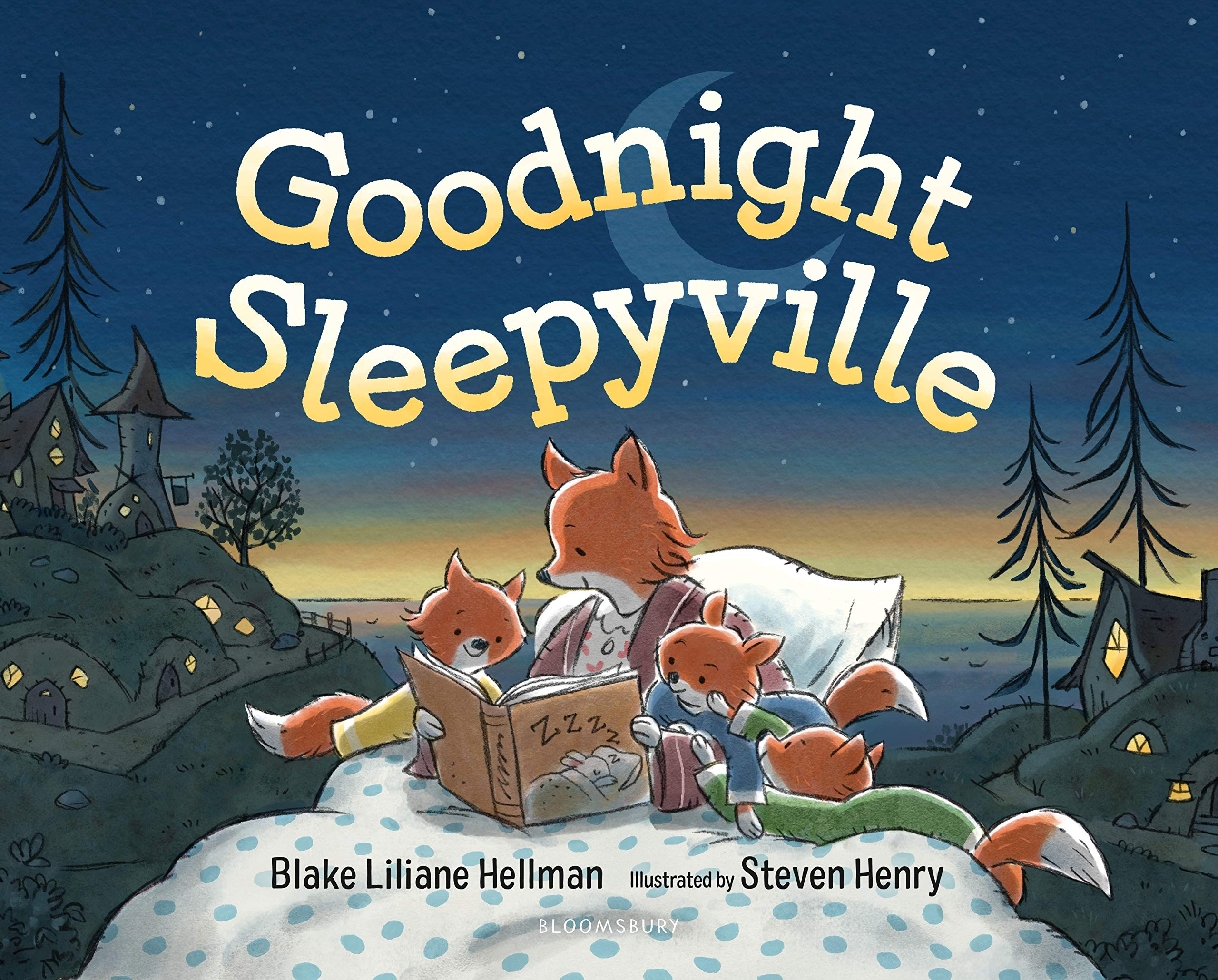 celebrate-picture-books-picture-book-review-goodnight-sleepyville-cover