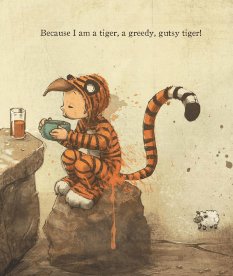 celebrate-picture-books-picture-book-review-a-tiger-like-me-gutsy
