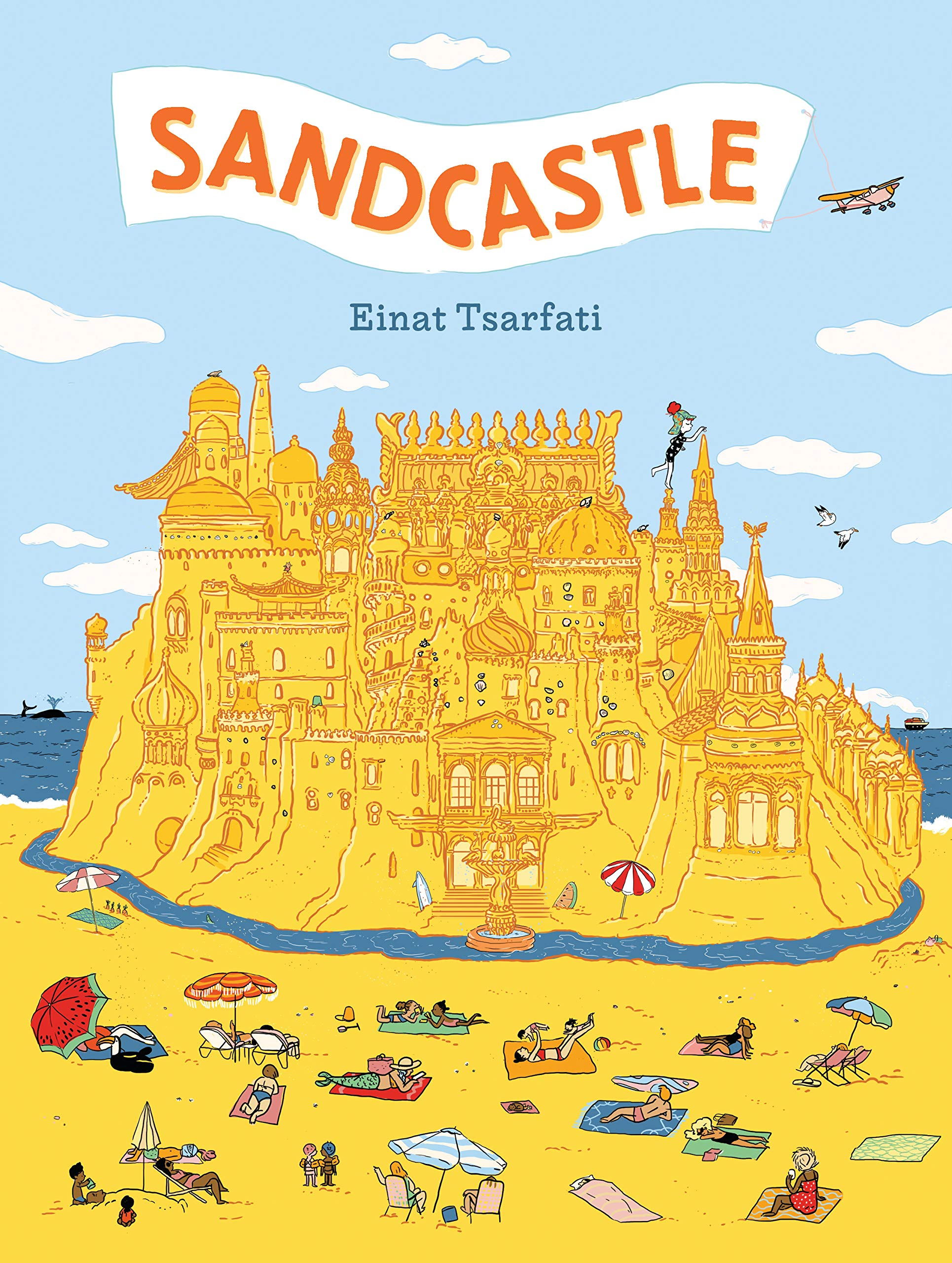 celebrate-picture-books-picture-book-review-sand-castle-cover