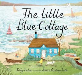 celebrate-picture-books-picture-book-review-the-little-blue-cottage-cover
