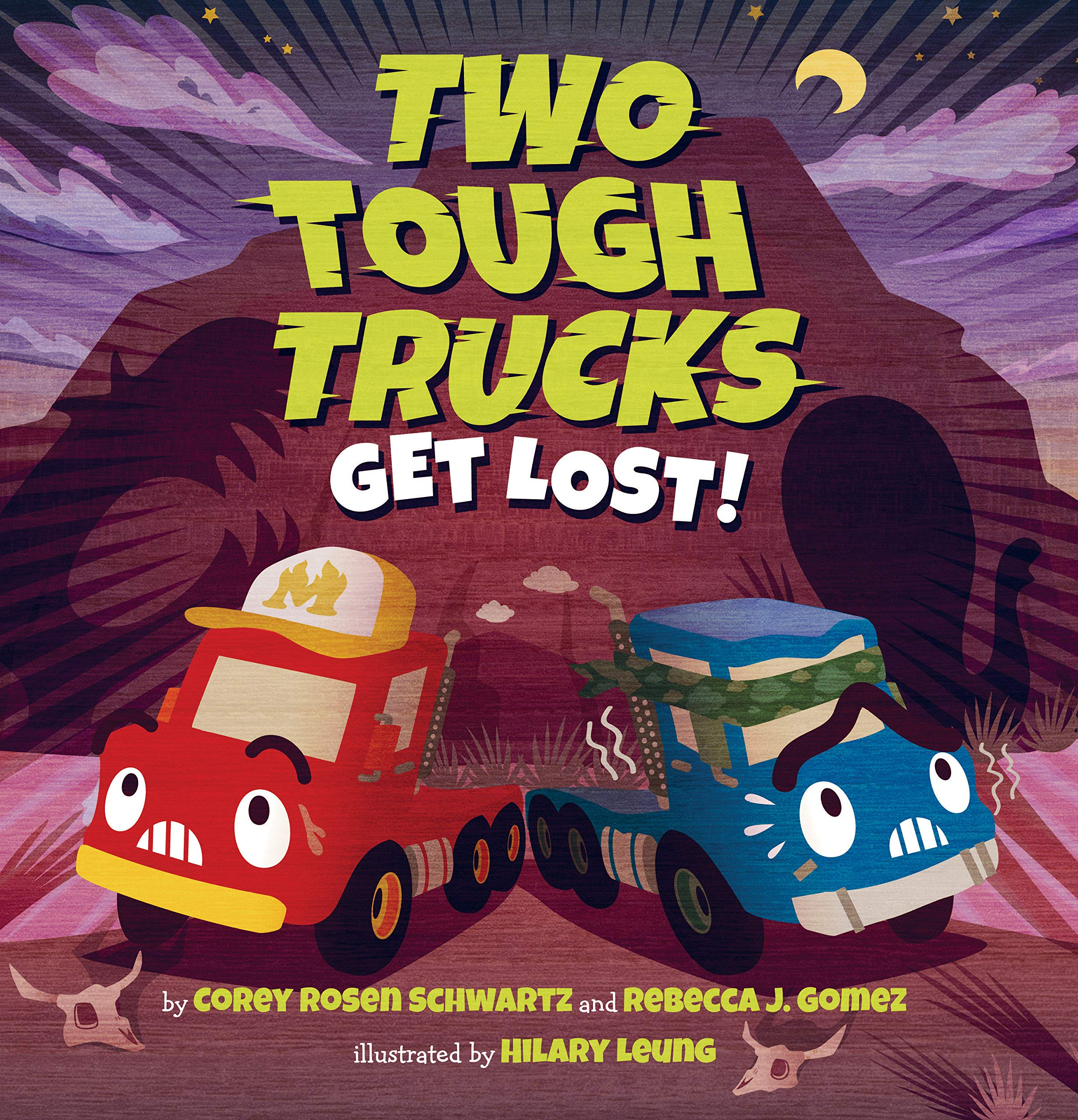 celebrate-picture-books-picture-book-review-two-trucks-get-lost-cover