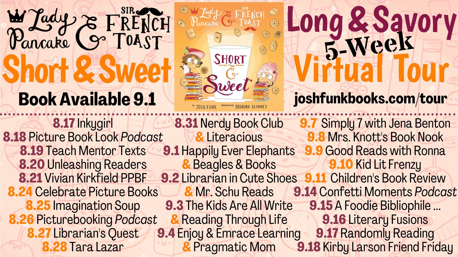 CPB – Short & Sweet Long & Savory Virtual Tour