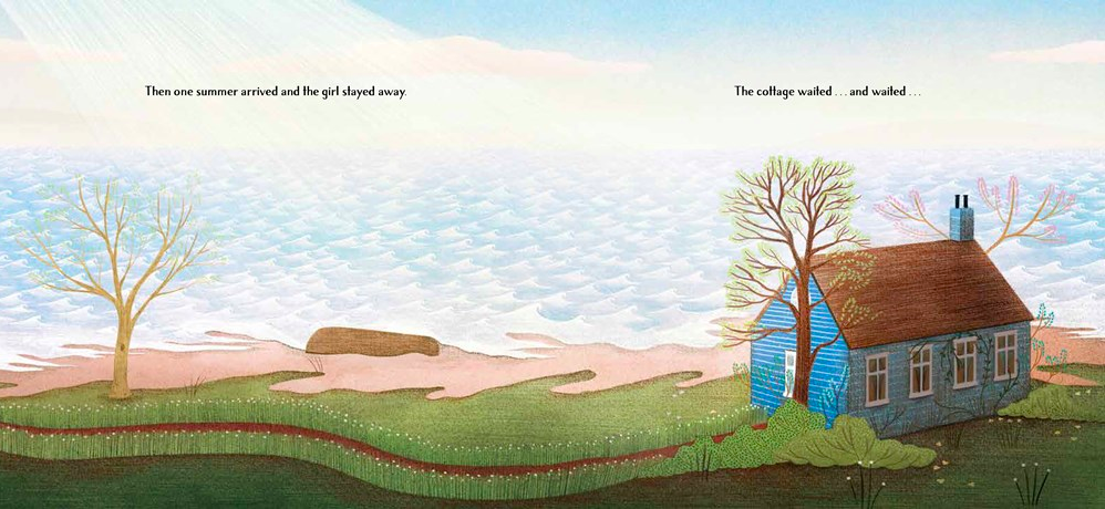 celebrate-picture-books-picture-book-review-the-little-blue-cottage-summer