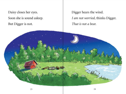 celebrate-picture-books-picture-book-review-digger-and-daisy-go-camping-not-worried