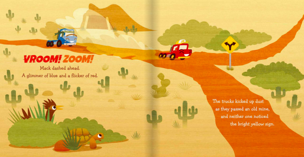 celebrate-picture-books-picture-book-review-two-trucks-get-lost-fork
