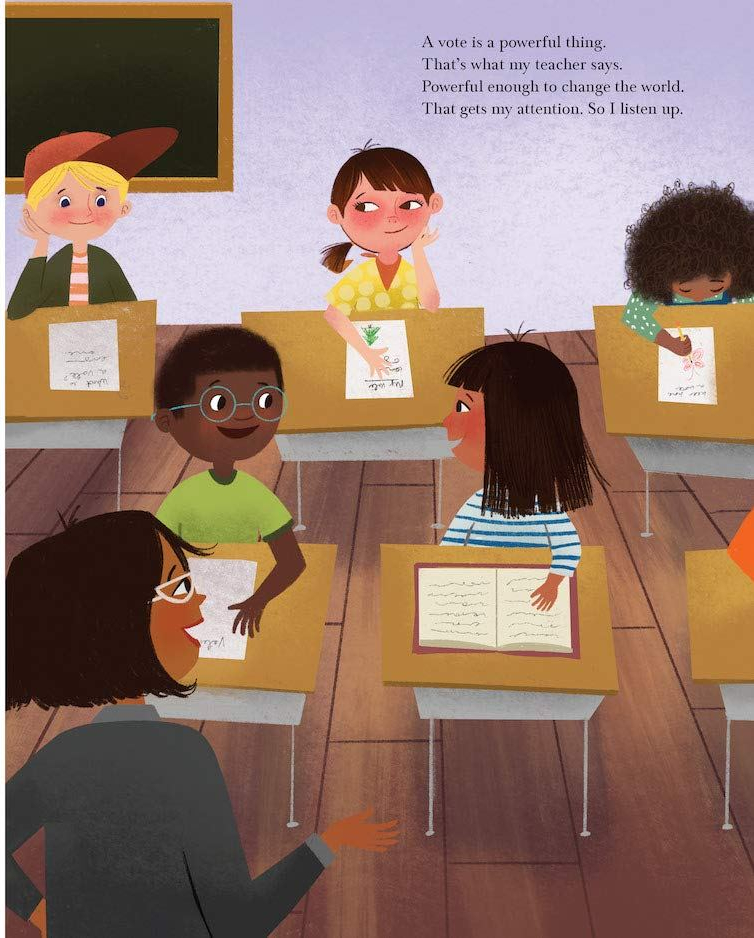 celebrate-picture-books-picture-book-review-a-vote-is-a-powerful-thing-school