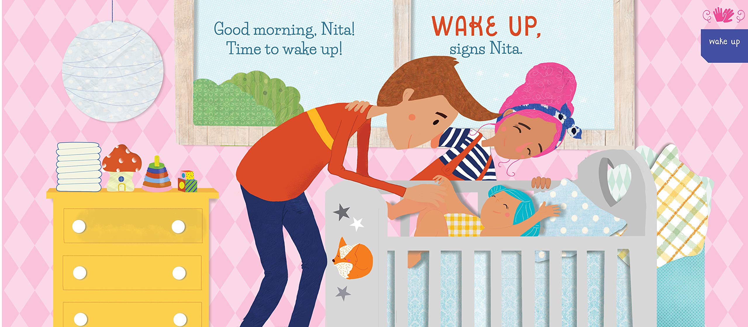 celebrate-picture-books-picture-book-review-nita's-day-wake-up