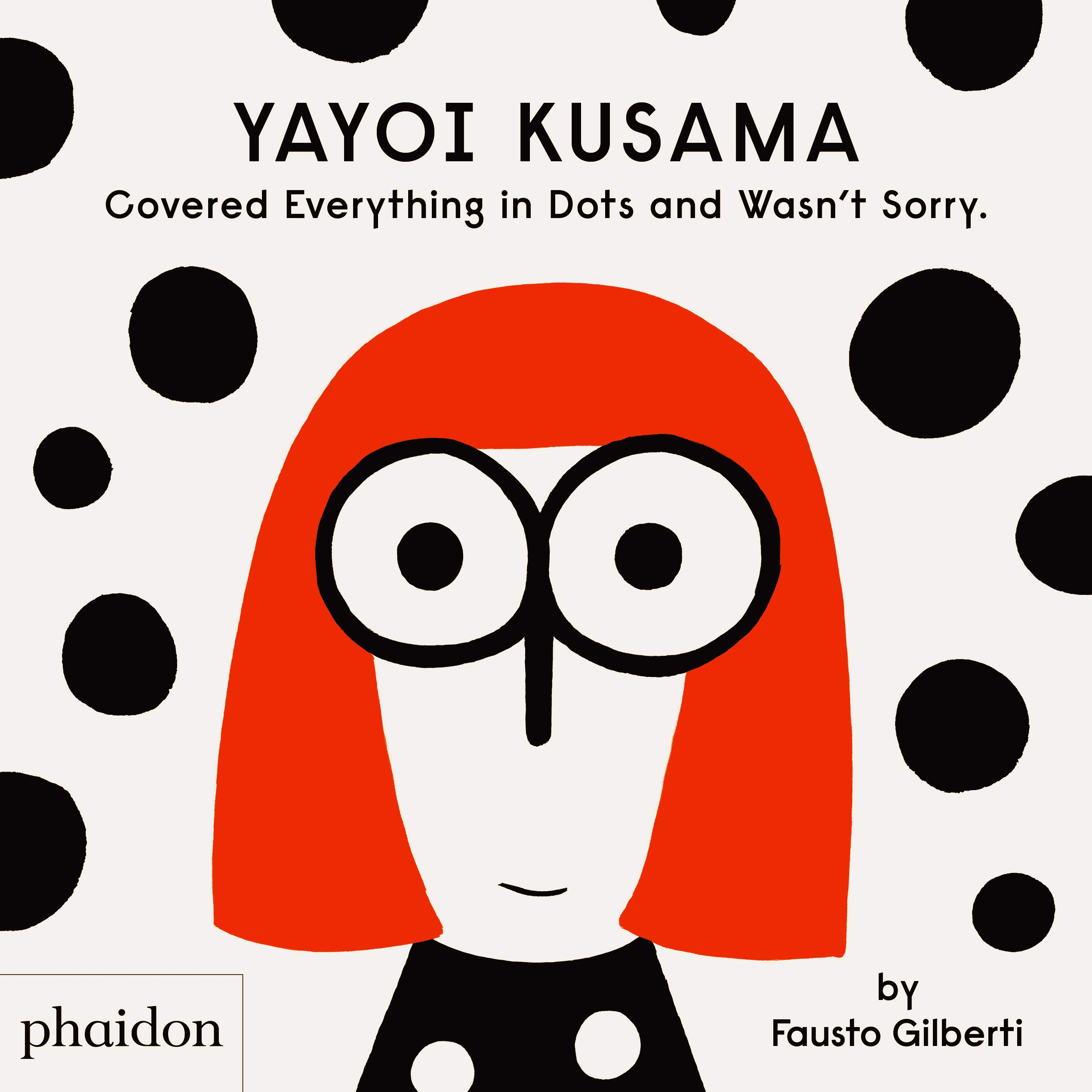 celebrate-picture-books-picture-book-review-yayoi-kusama-covered-everything-cover