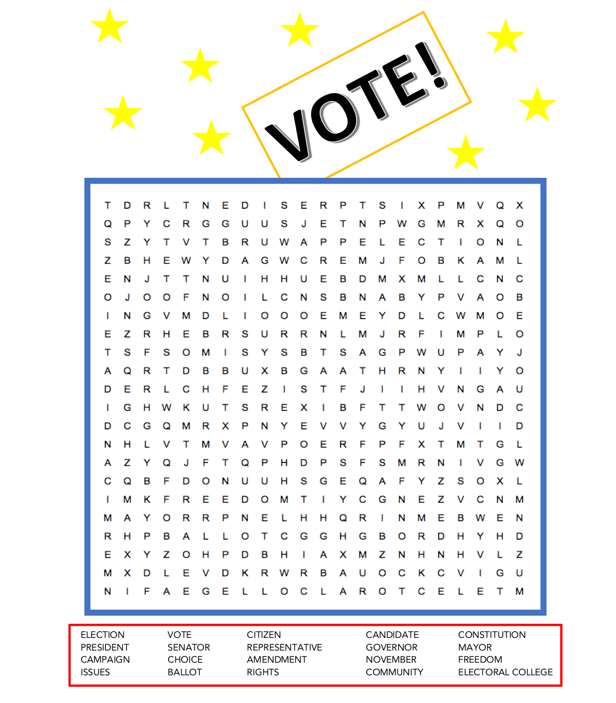 celebrate-picture-books-picture-book-review-vote-word-search-puzzle