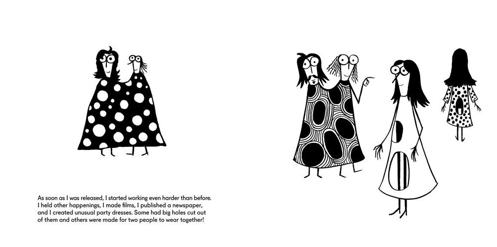 celebrate-picture-books-picture-book-review-yayoi-kusama-covered-everything-clothes