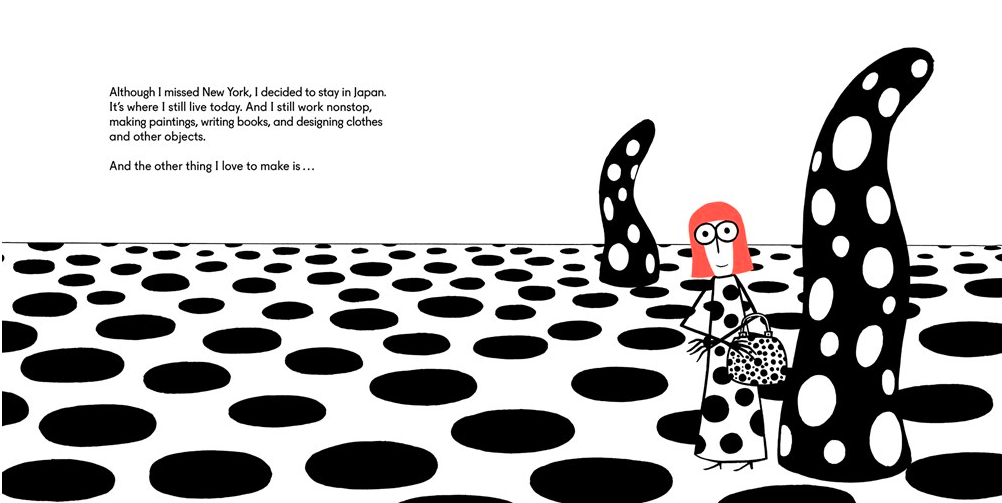 celebrate-picture-books-picture-book-review-yayoi-kusama-covered-everything-japan