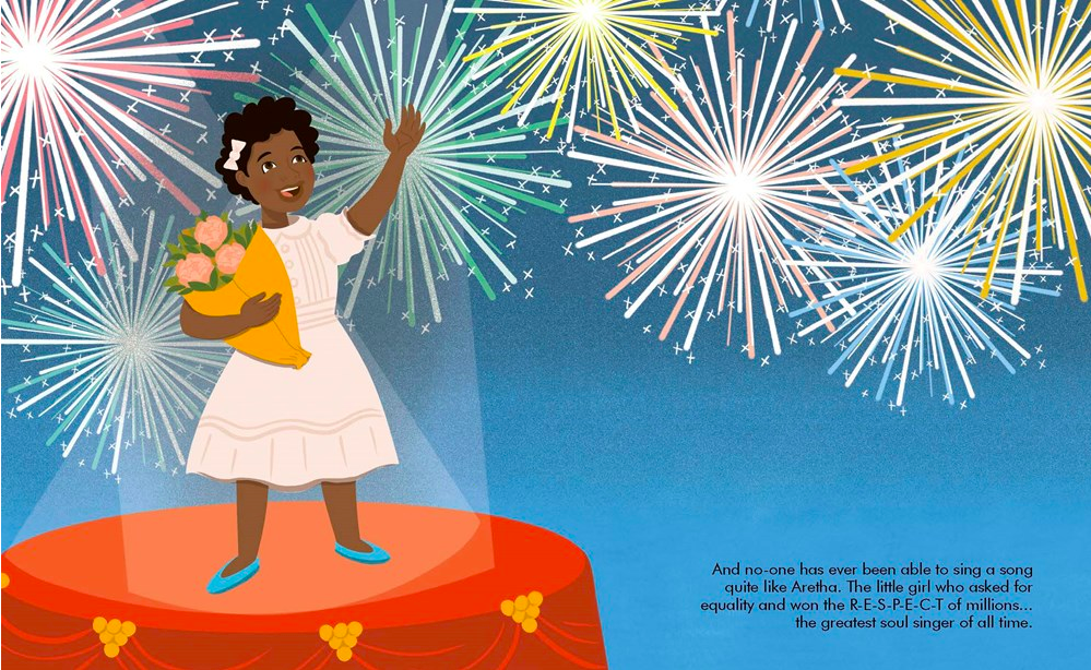 celebrate-picture-books-picture-book-review-aretha-franklin-little-people-big-dreams-fireworks