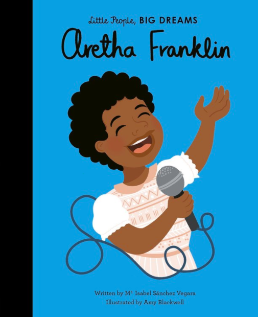 celebrate-picture-books-picture-book-review-aretha-franklin-little-people-big-dreams-cover