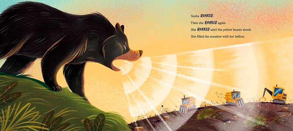 celebrate-picture-books-picture-book-review-time-to-roar-sasha