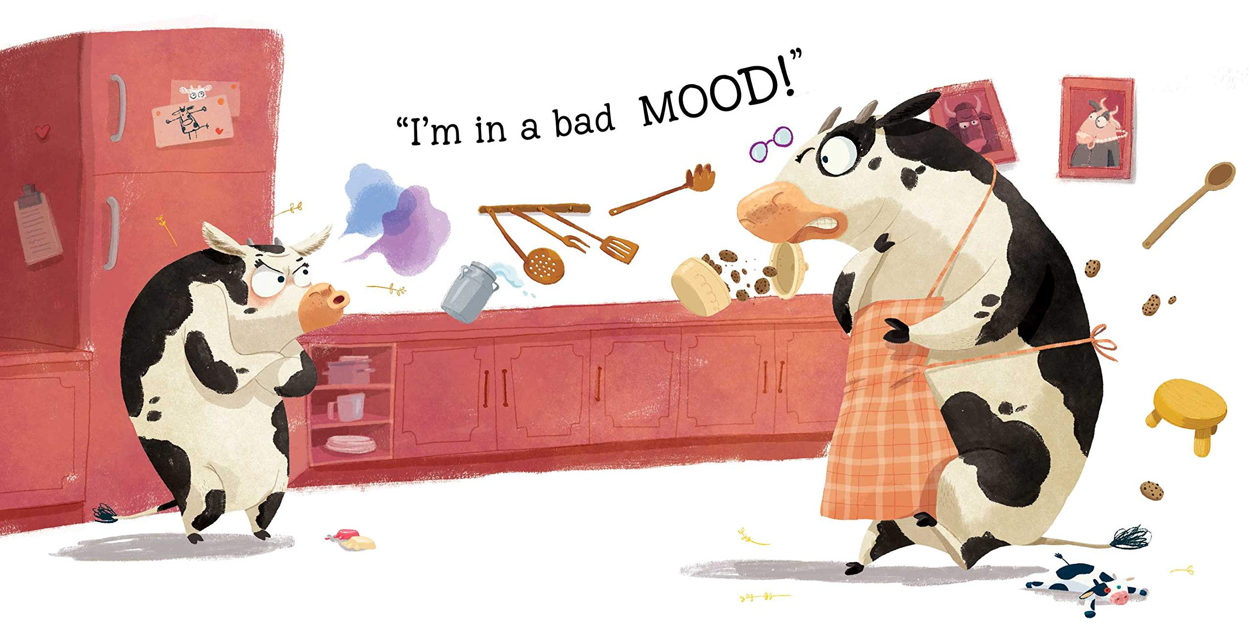celebrate-picture-books-picture-book-review-mootilda's-bad-mood-kitchen