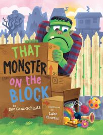 celebrate-picture-books-picture-book-review-that-monster-on-the-block-cover