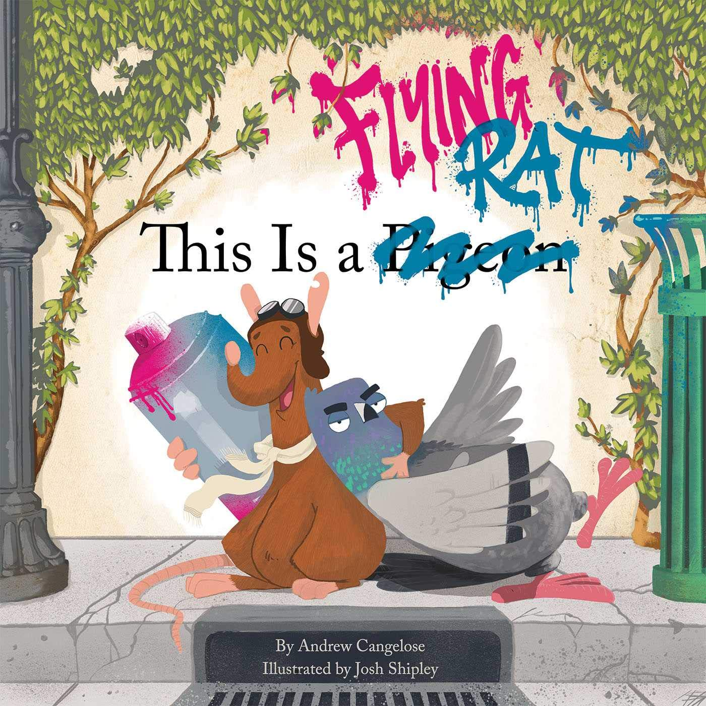 celebrate-picture-books-picture-book-review-this-is-a-flying-rat-cover